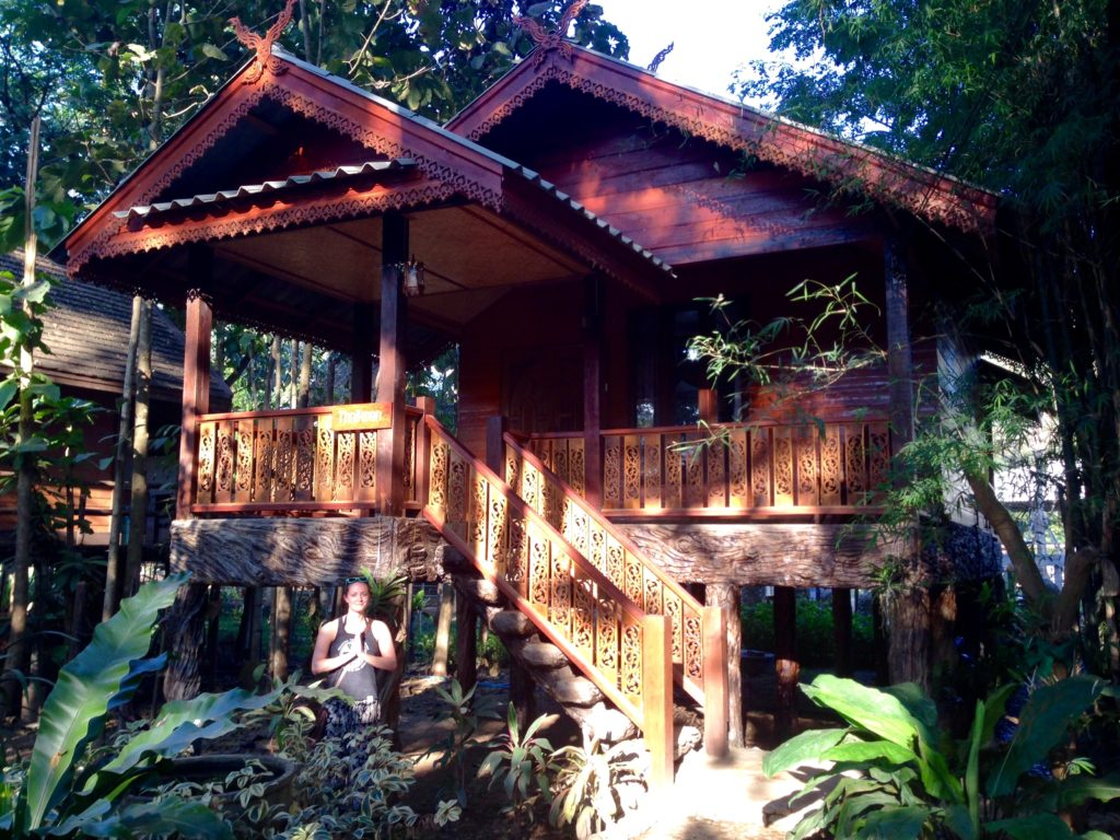 Elephant Nature Park Cabin